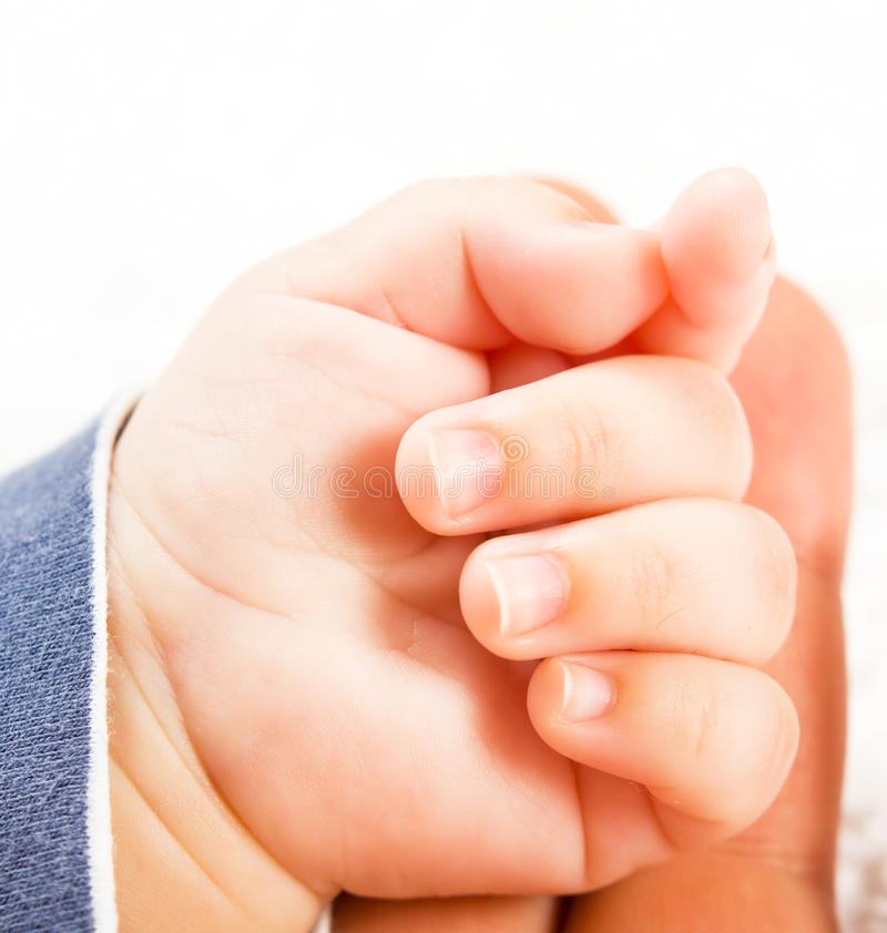 Download Photo of a babie's hand stock image. Image of baby, small - 13068401