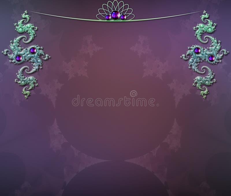 Photo Background layout design vector illustration