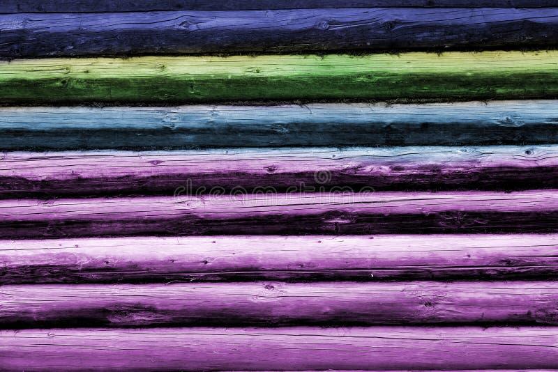 Photo background retro masonry wooden beams stock photography