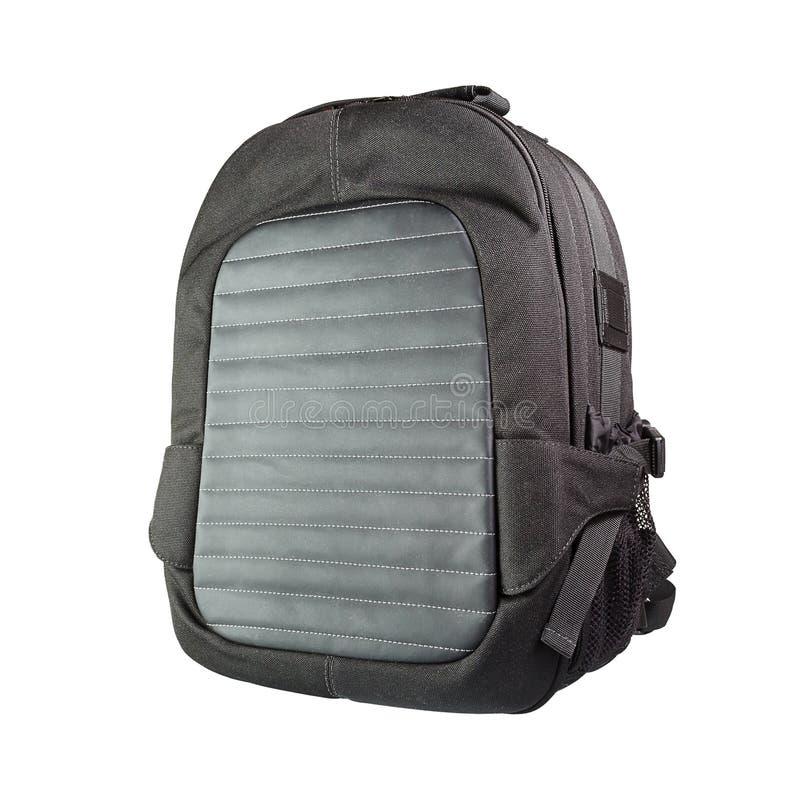 Photo backpack royalty free stock photo