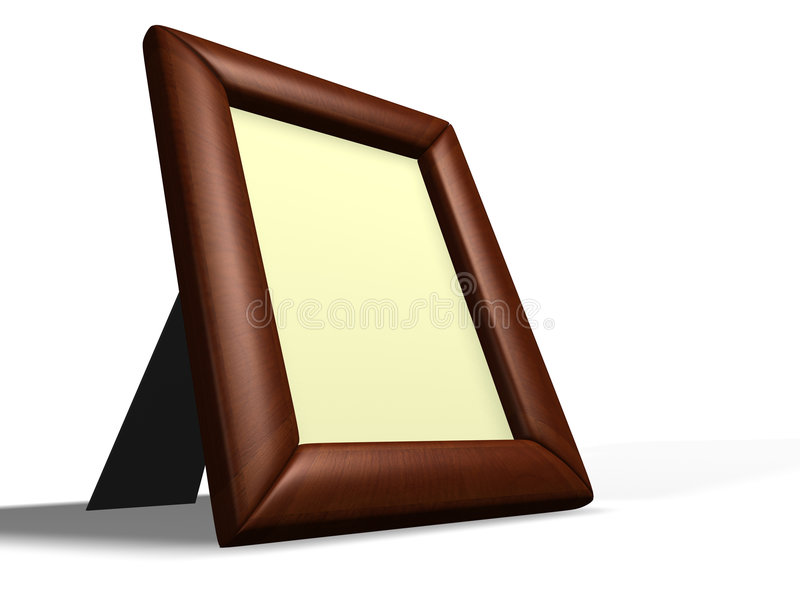Photo blank frame 6 vector illustration