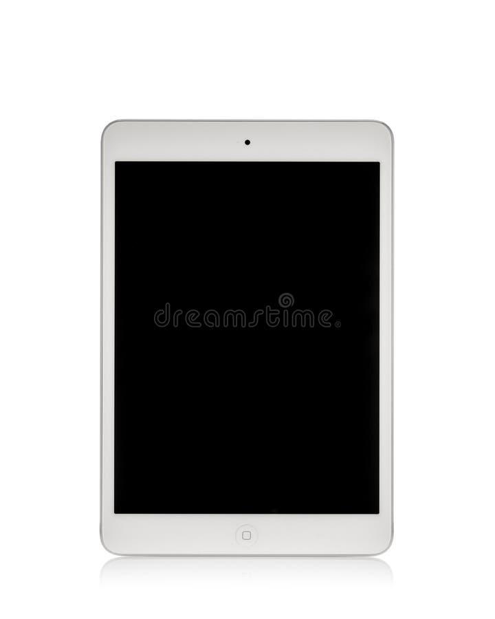 Photo of a brand iPad mini. stock photo