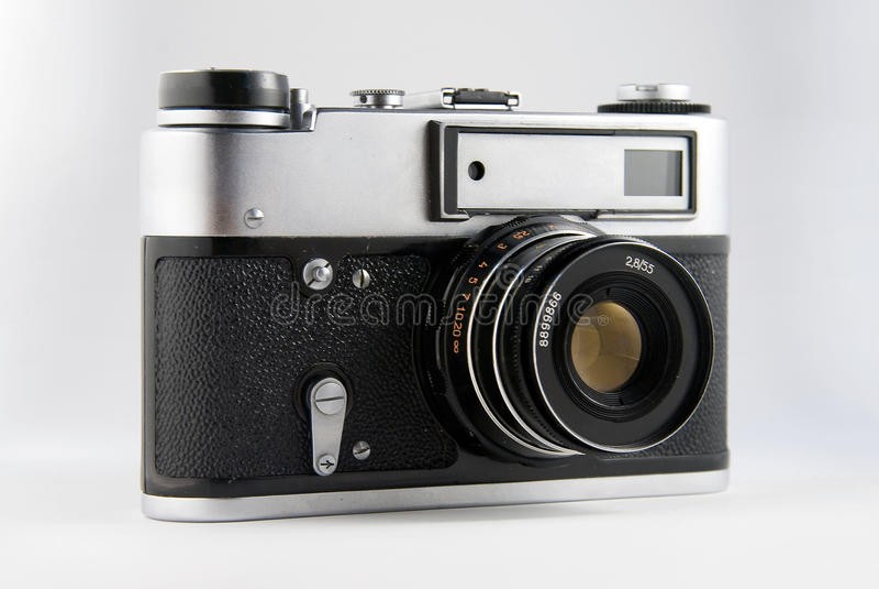 Download Photo camera stock photo. Image of objective, retro, film - 11271360