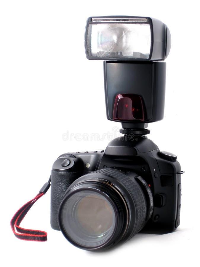 Photo Camera Royalty Free Stock Photography