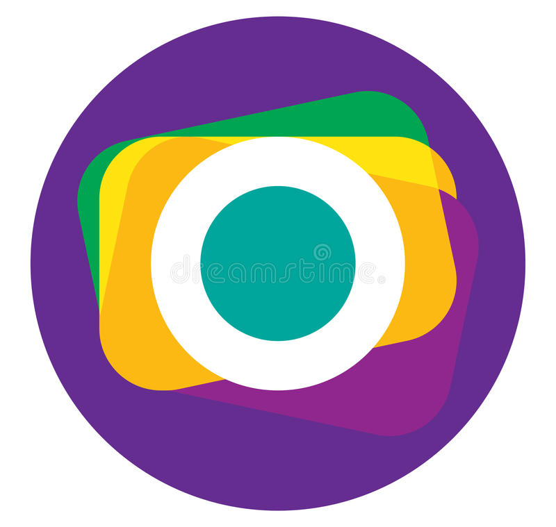Download Photo Camera Icon stock vector. Image of icon, concept - 83705823