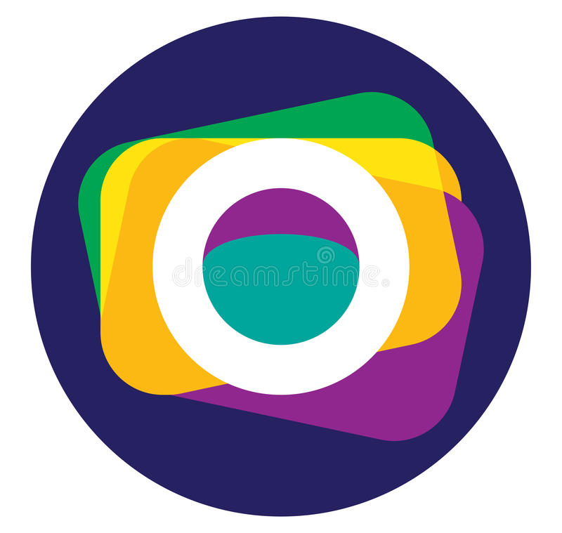 Download Photo Camera Icon stock illustration. Image of design - 83707479