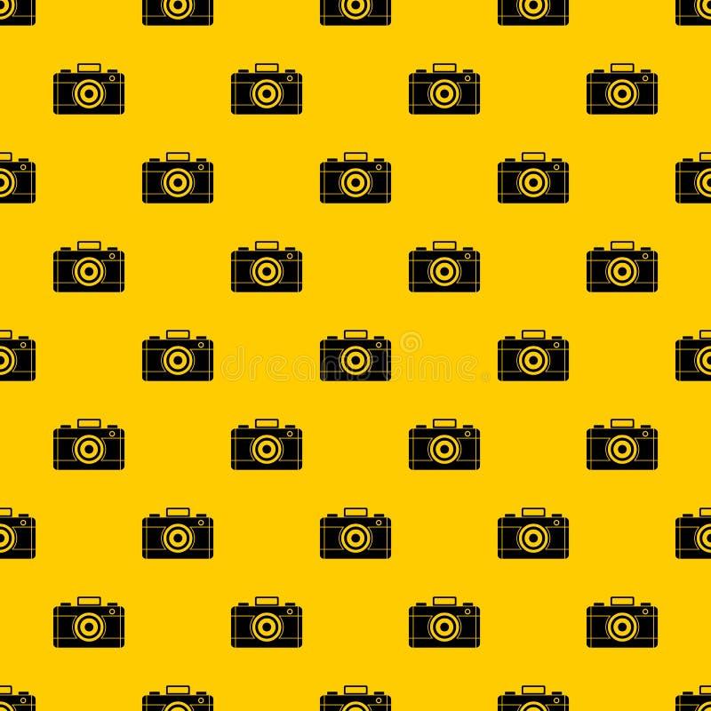 Photo camera pattern vector vector illustration