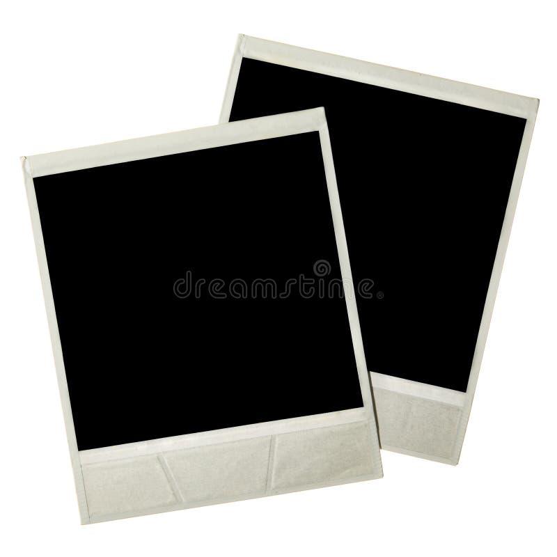 Photo cards royalty free stock photos