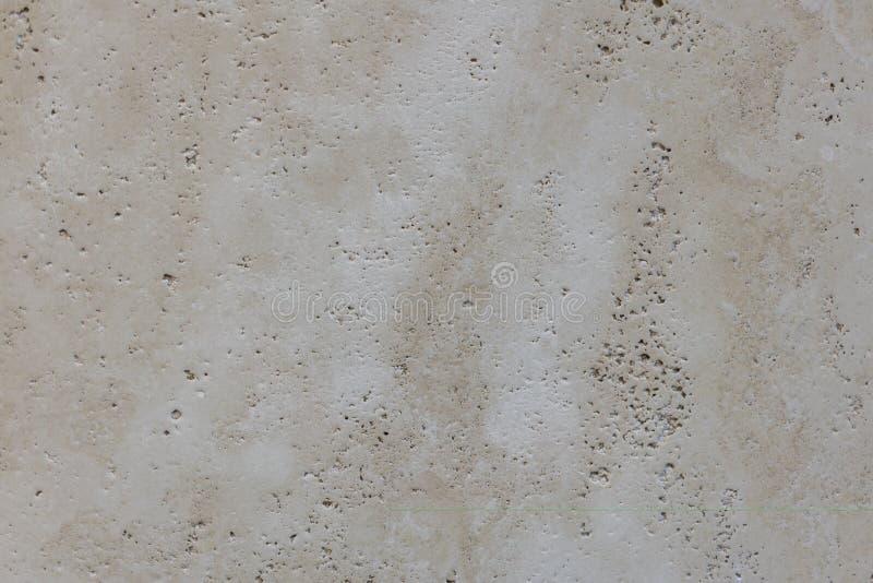 Photo concrète chaude de texture pour le fond Contexte chic minable Surface en pierre naturelle avec les égouttements et la salet image stock