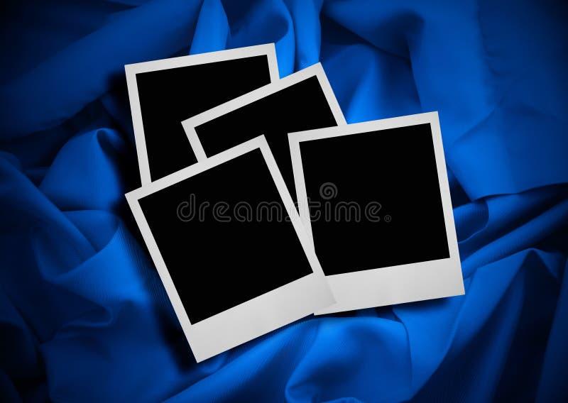Photo contre le backgrou de textile photographie stock