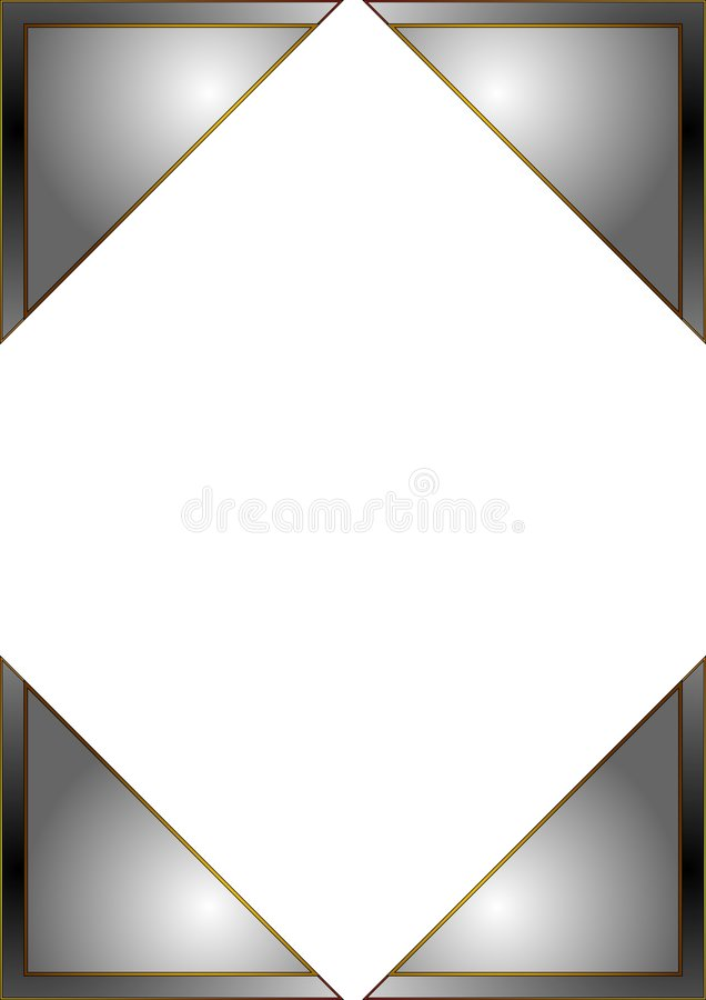 Download Photo corners stock illustration. Image of picture, rectangle - 8328939