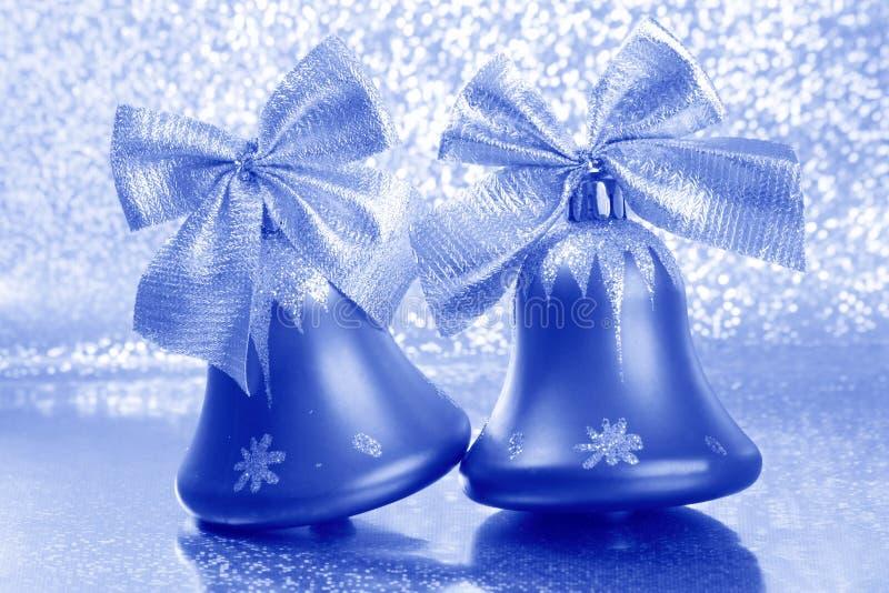 Photo courante : Tintement Bells d'arbre de Noël photos stock