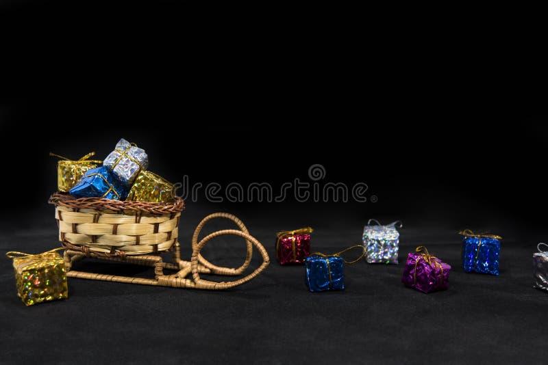 Photo d'abrégé sur Black Friday Joyeux Noël heureux Photo abstraite de achat de temps photos libres de droits