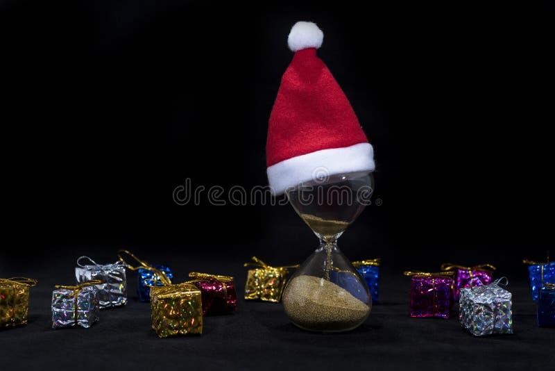 Photo d'abrégé sur Black Friday Joyeux Noël heureux Photo abstraite de achat de temps photo stock