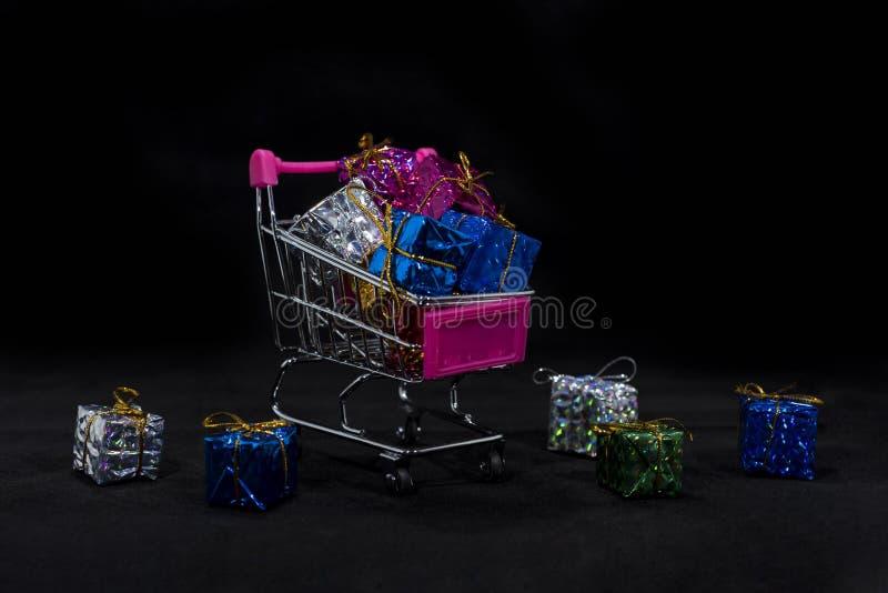 Photo d'abrégé sur Black Friday Joyeux Noël heureux Photo abstraite de achat de temps photographie stock libre de droits