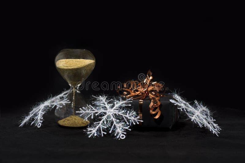 Photo d'abrégé sur Black Friday Joyeux Noël heureux Photo abstraite de achat de temps images libres de droits