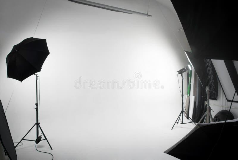 Photo d'un studio photographie stock libre de droits