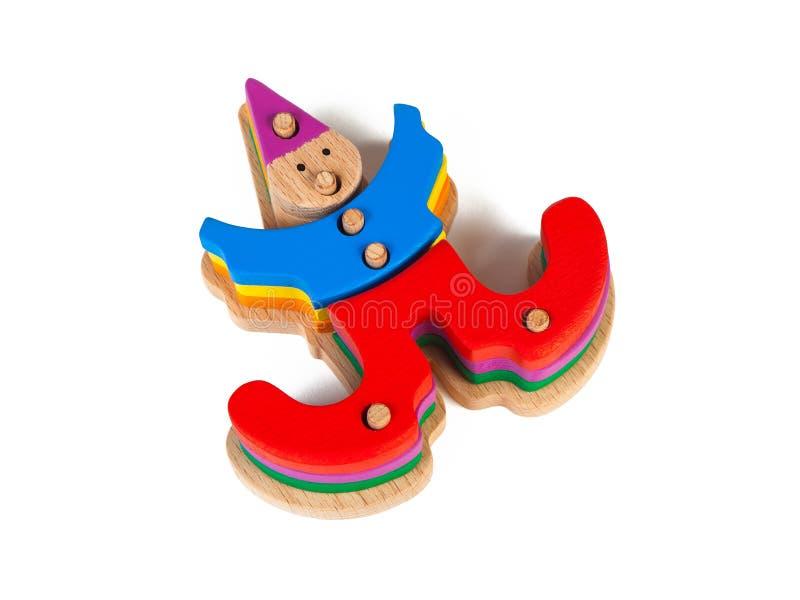 Photo d'une trieuse en bois de jouet photos stock