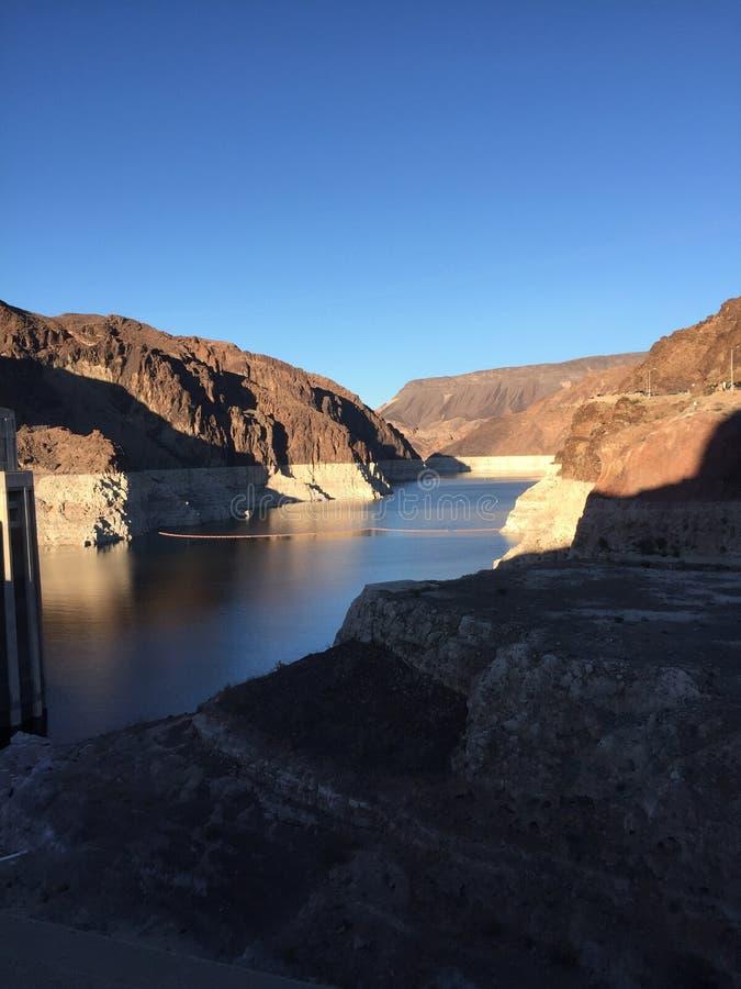 Photo de barrage de vol plané photos stock