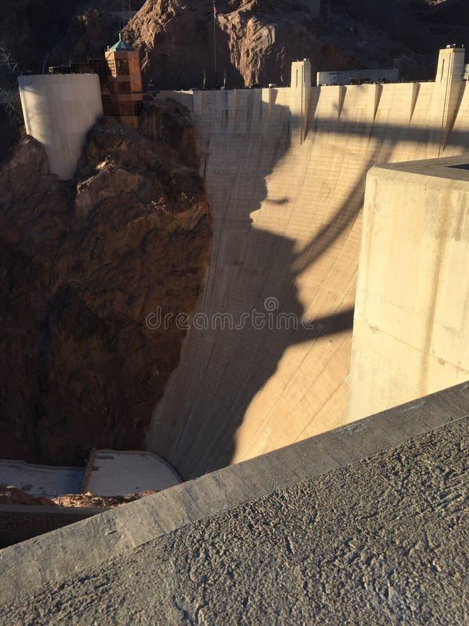 Photo de barrage de vol plané photos libres de droits