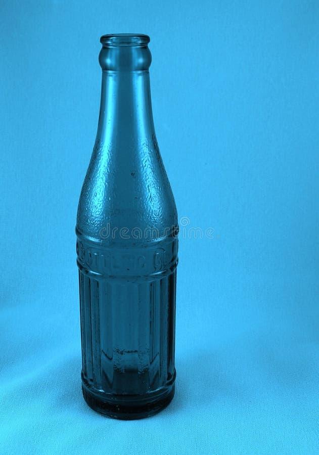 Photo de bouteille améliorée par Digitals. image stock