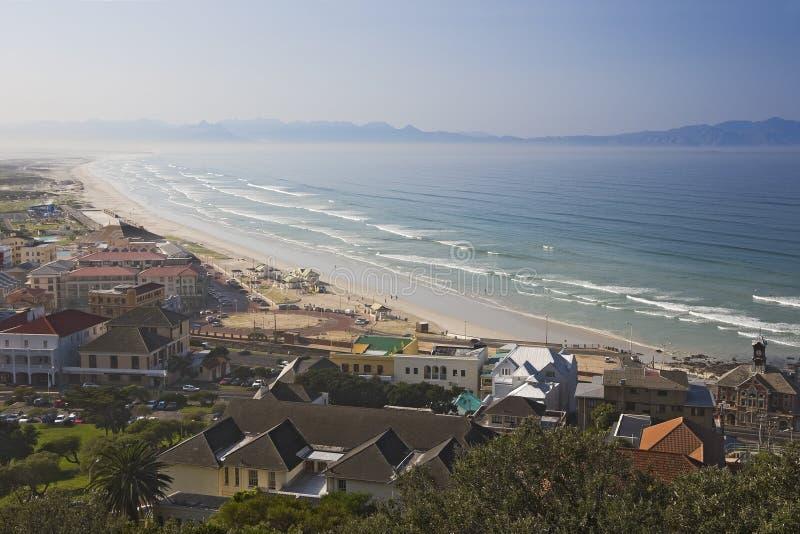 Photo de côte à Cape Town photo libre de droits