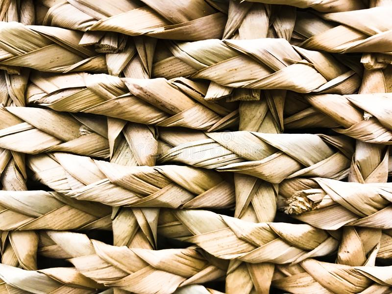 Photo de photo de décor de vintage de texture de panier d'armure de vintage images libres de droits