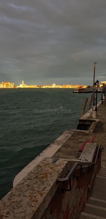 Photo de détente de Venise photo libre de droits