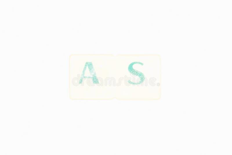 Download Photo De Deux Lettres Vertes Formant L'adverbe Et Le Conjun Anglais Image stock - Image du trame, décor: 87700153