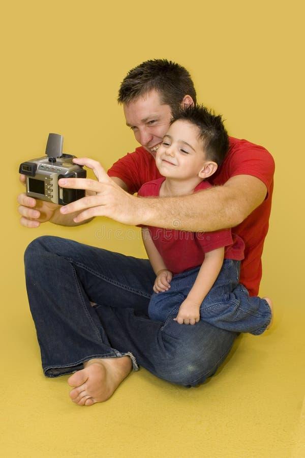 Photo de famille image libre de droits