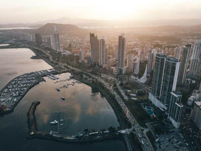 Photo de la partie 23 de Panamá City photo libre de droits
