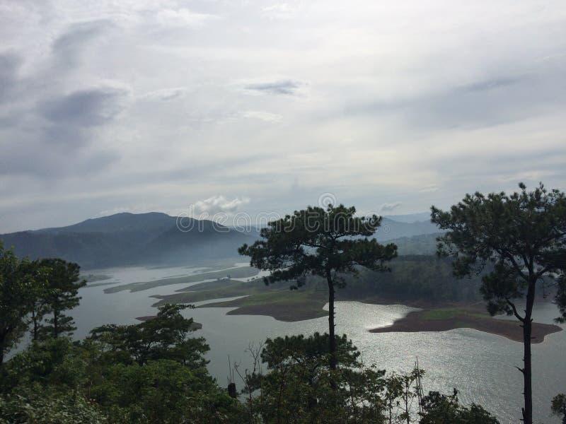 Photo de lac Umiam photo libre de droits