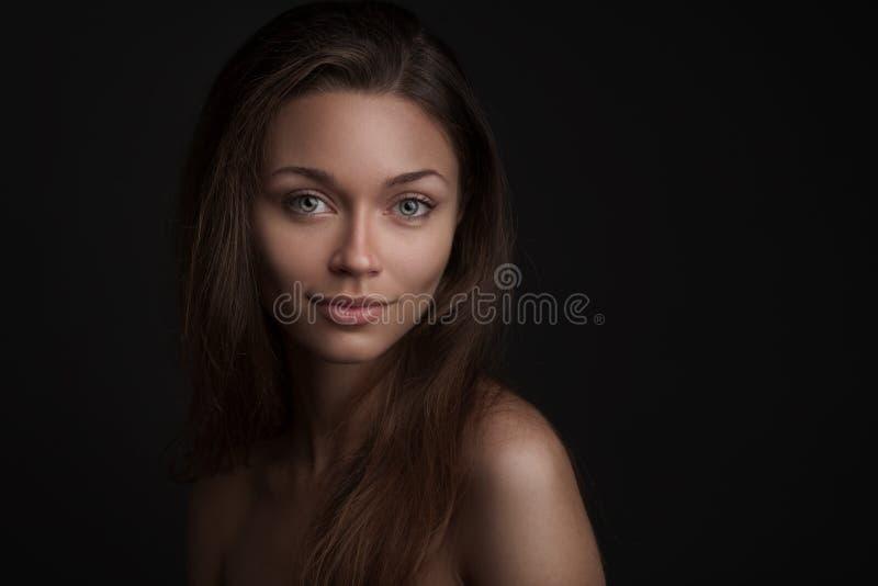 Photo de mode de beauté de femme image libre de droits