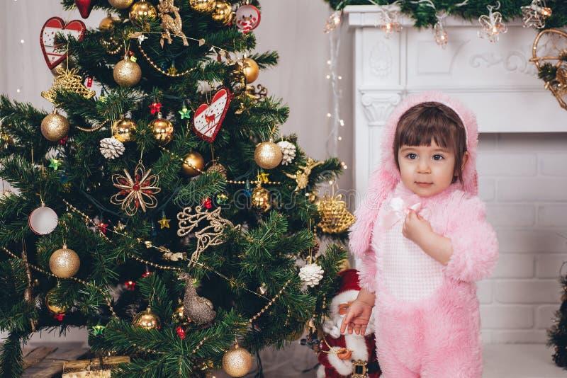 Photo de petite fille mignonne photo stock