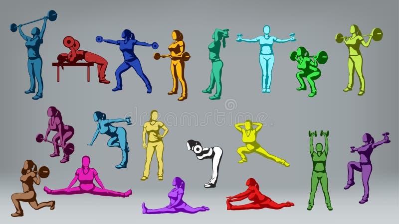 Photo de sport18 illustration libre de droits