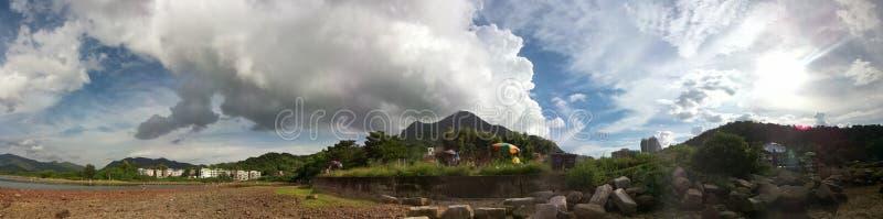 #photo del #love del #Mablephoto del #cloud #PANORAMA del #hongkong del #nature #shooting imágenes de archivo libres de regalías