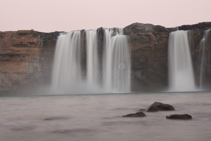 Photo des cascades de Chitrakote images libres de droits