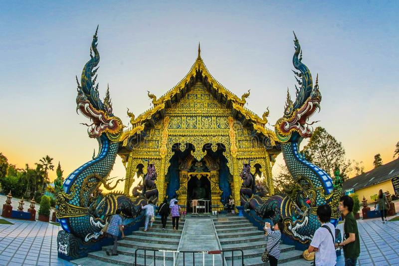 Photo of Dragon Temple royalty free stock image