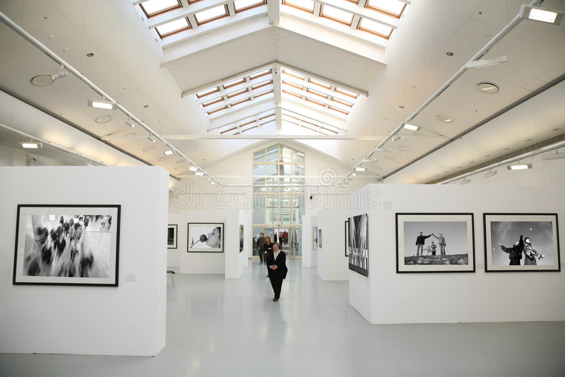 Download Photo Exhibition Stock Photo - Image: 2238490