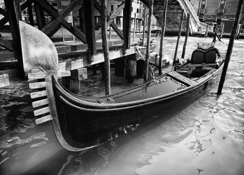 Download Photo Of A Famous Gondola In Venice City, Italy Stock Photo - Image: 24582504
