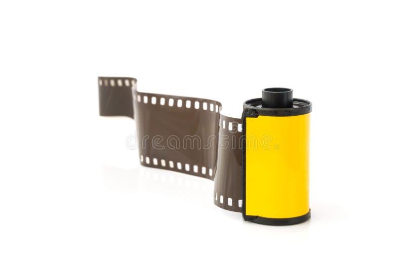 Photo film rolls royalty free stock photos