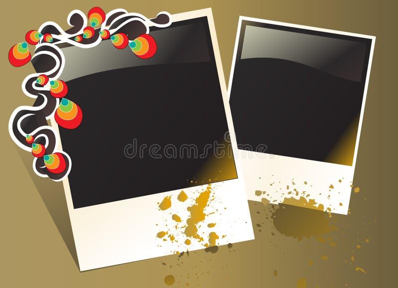 Download Photo frame stock vector. Illustration of fancy, invitation - 10011665