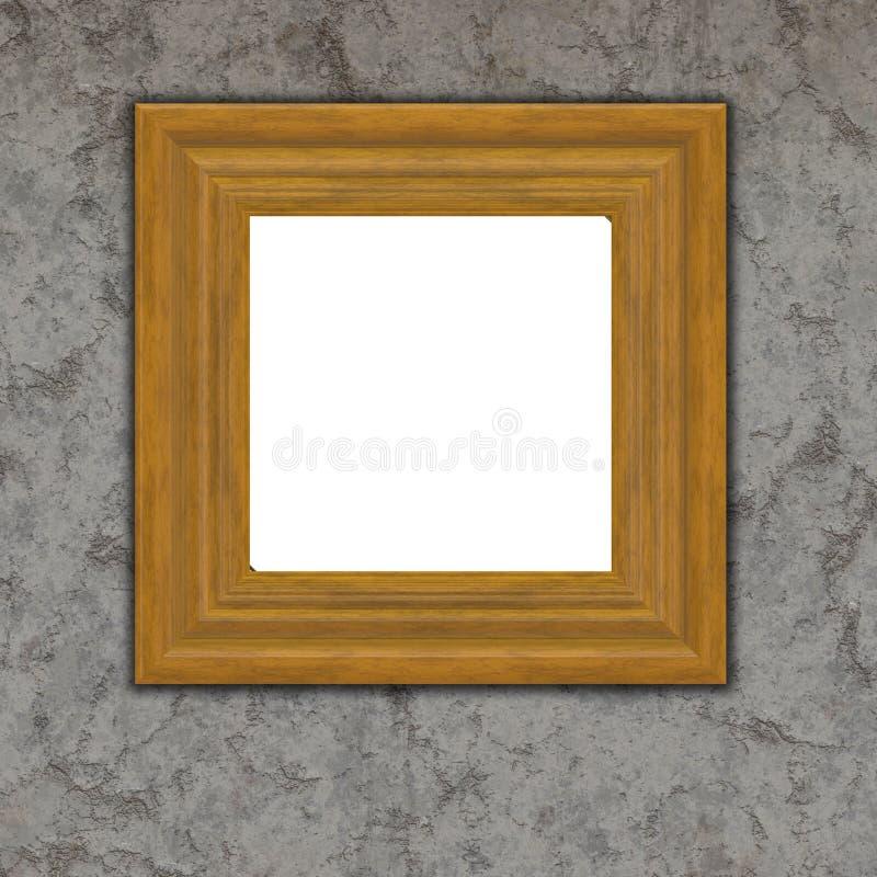 Download Photo frame stock illustration. Image of card, cardboard - 24434334
