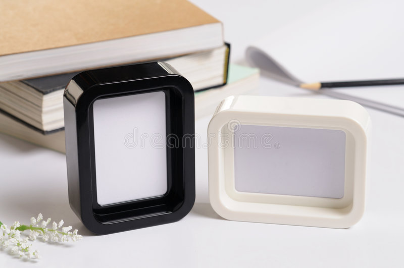 Photo frame. (add in my family photo stock photos
