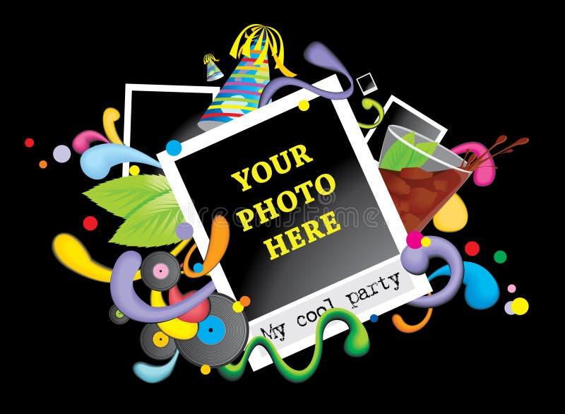 Photo-frame stock photos