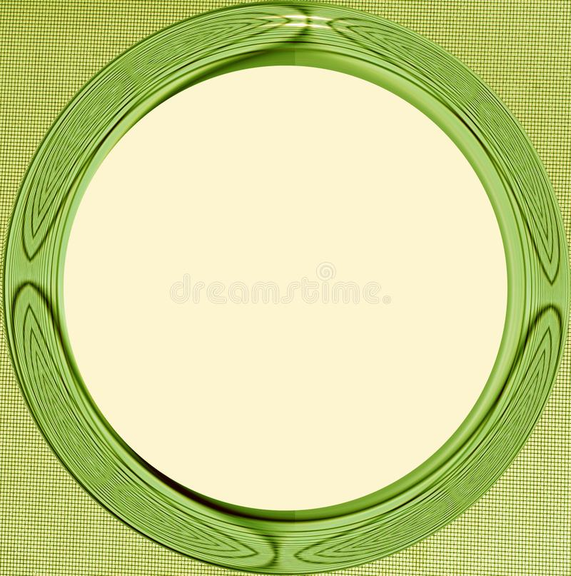 Download Photo Frame From An Abstract Symmetric Colored Stock Illustration - Illustration of natural, retro: 14474862
