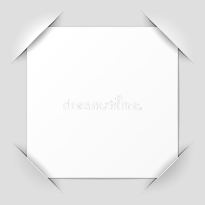 Download Photo frame corners stock vector. Image of angle, design - 23402135