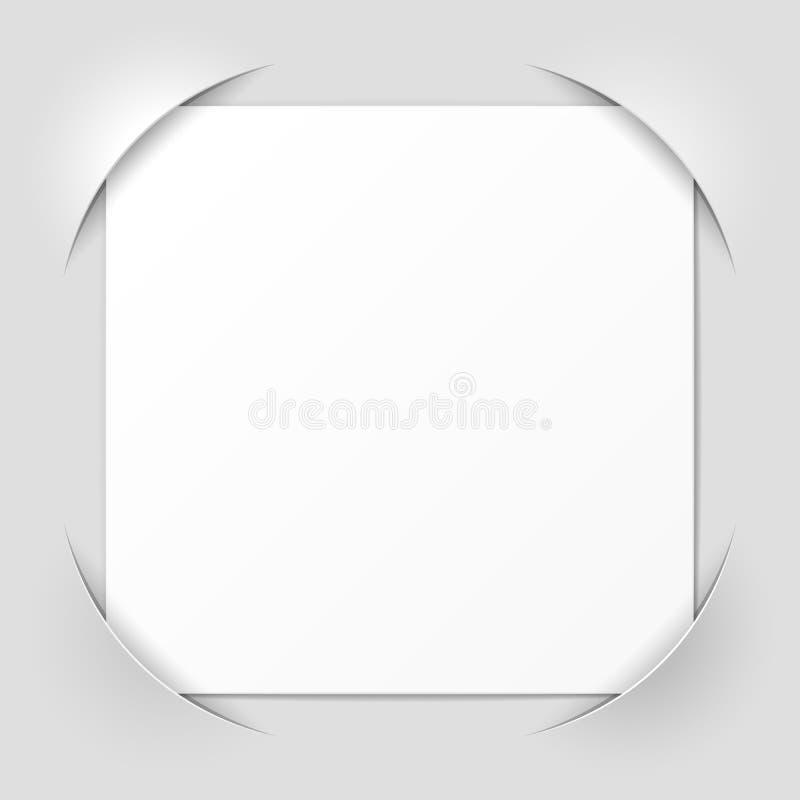 Download Photo frame corners stock vector. Illustration of album - 23497944