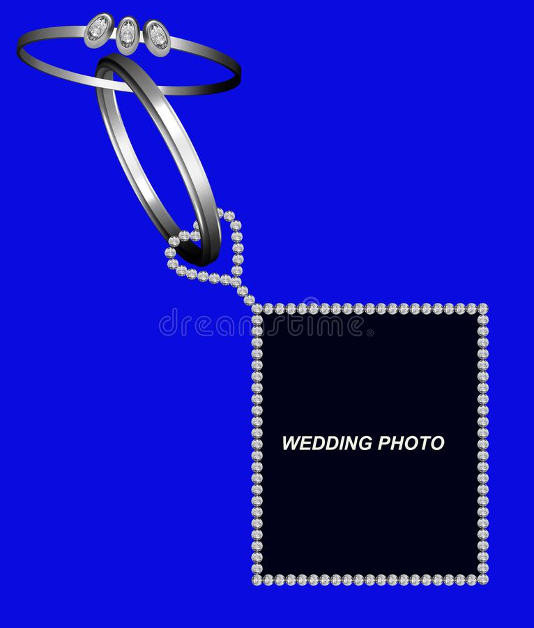 Photo Frame Design royalty free stock images