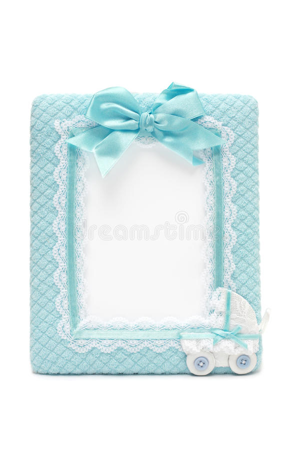Download Photo Frame For New Born Male Stock Image - Image: 20882523